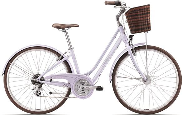 Liv Flourish 2 Womens  2017 - Hybrid Classic Bike