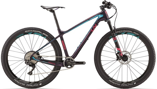 "Liv Obsess Advanced 1 Womens 27.5""  Mountain Bike 2017 - Hardtail MTB"