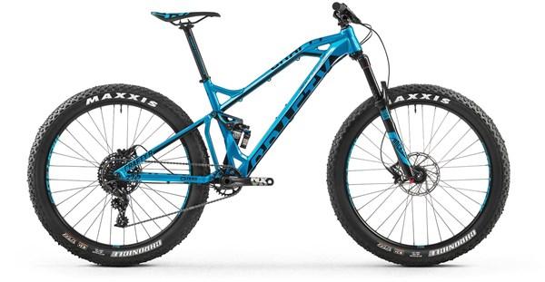 "Mondraker Crafty R+ 27.5"" Mountain Bike 2017 - Trail Full Suspension MTB"