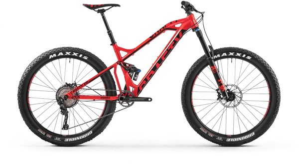 "Mondraker Crafty XR+ 27.5"" Mountain Bike 2017 - Enduro Full Suspension MTB"