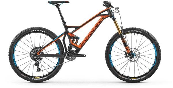 "Mondraker Dune Carbon RR 27.5"" Mountain Bike 2017 - Enduro Full Suspension MTB"