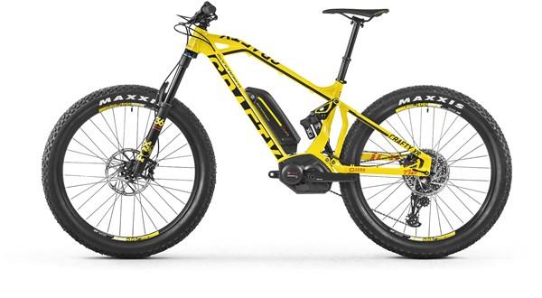 """Mondraker E-Crafty XR + 27.5"""" 2017 - Electric Mountain Bike"""