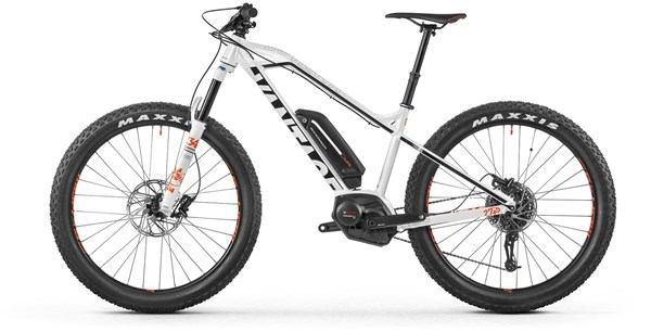 "Mondraker E-Vantage RR+ 27.5"" 2017 - Electric Mountain Bike"