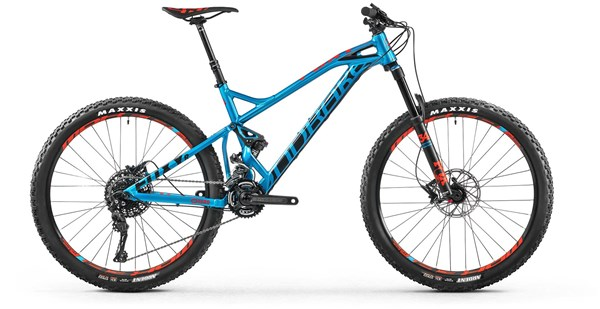 "Mondraker Foxy R 27.5"" Mountain Bike 2017 - Trail Full Suspension MTB"