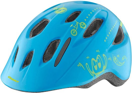Giant Holler Youth Cycling Helmet - Age Under 5 years 2017   Hjelme
