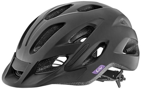 Liv Womens Luta MTB Cycling Helmet