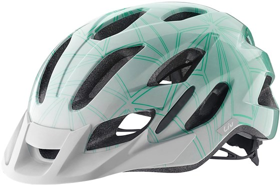 Liv Womens Luta MTB Cycling Helmet