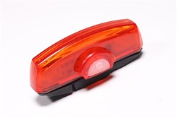 Cateye Rapid X USB Rechargeable Rear Light - 50 Lumen
