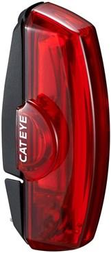 Cateye Rapid X USB Rechargeable Rear Light
