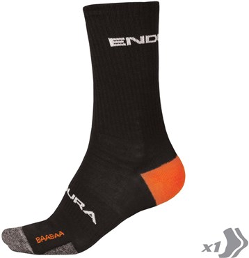Endura Baabaa Merino Winter Socks II AW17