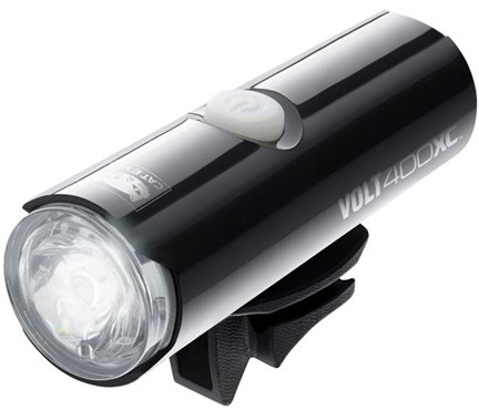 Cateye Volt 400 XC USB Rechargeable Front Light | Forlygter