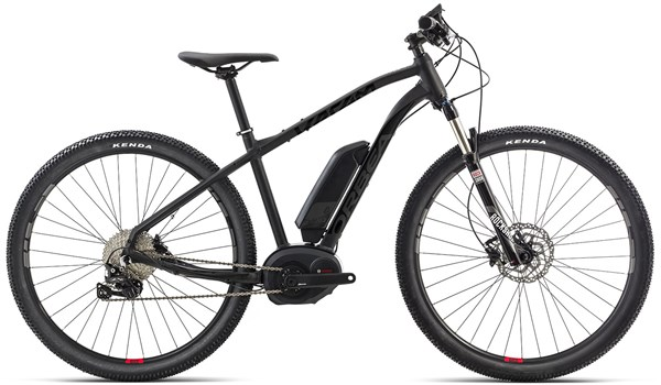 Orbea Keram 10 LR 29er 2017 - Electric Mountain Bike