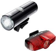 Cateye Volt 400 XC / Rapid Mini Light Set