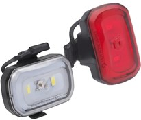 Product image for Blackburn Click USB Front + Rear Light Set