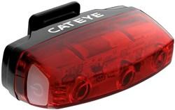 Cateye Rapid Micro USB Rechargeable Rear Light