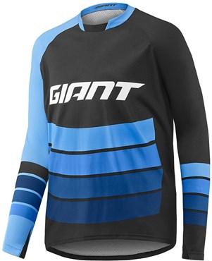 Giant Transfer Long Sleeve Jersey 2017