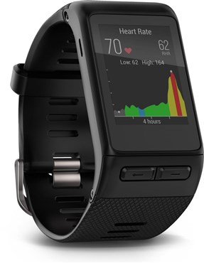 Garmin Vivoactive Hr Gps Smartwatch Out Of Stock Tredz Bikes