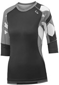 Product image for Liv Womens Charm 3/4 Length Sleeve Cycling Jersey