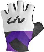 Product image for Liv Womens Race Day Mitts Short Finger Cycling Gloves