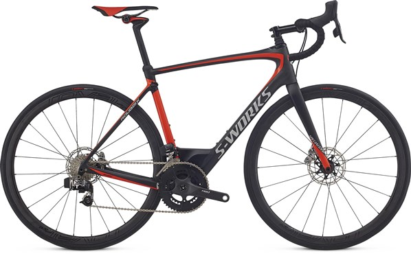 Specialized S-Works Roubaix eTap 2018 - Road Bike | Road bikes