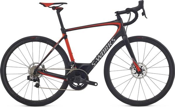 Specialized S-Works Roubaix eTap 2018 - Road Bike