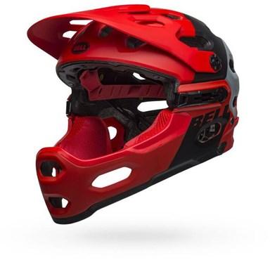 Bell Super 3R MIPS MTB Full Face Helmet 2019