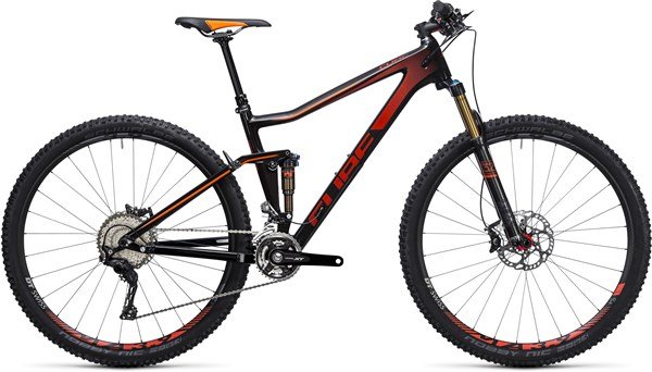 Cube Stereo 120 HPC SL 29er Mountain Bike 2017 - Trail Full Suspension MTB