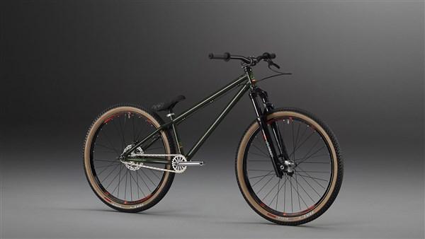 "Saracen Amplitude CR3 26"" 2017 - Jump Bike"