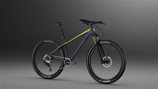 "Saracen Mantra Carbon Trail 27.5"" Mountain Bike 2017 - Hardtail MTB"