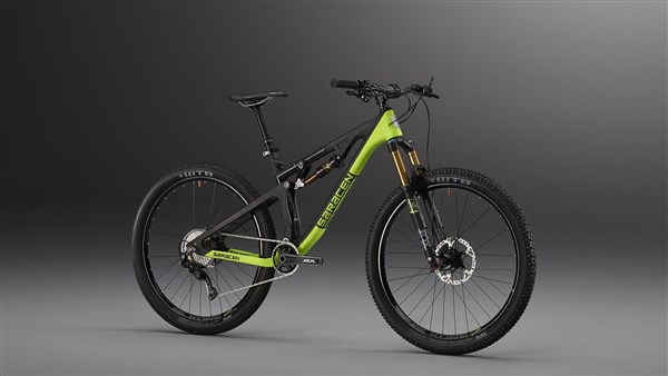 "Saracen Kili Flyer Elite 27.5"" Mountain Bike 2017 - Trail Full Suspension MTB"