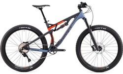 "Saracen Kili Flyer Pro 27.5"" Mountain Bike 2017 - Trail Full Suspension MTB"