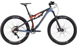 "Saracen Kili Flyer Pro 27.5"" Mountain Bike 2017 - Trail Full Suspension MTB"