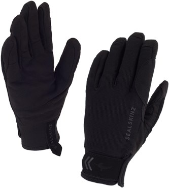 Sealskinz Dragon Eye Long Finger Cycling Gloves | Handsker
