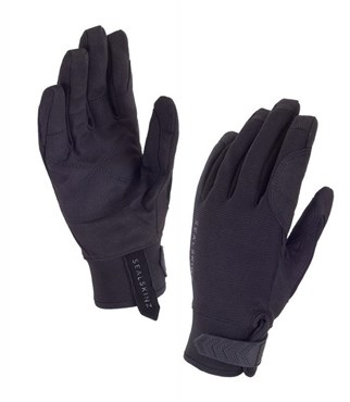 Sealskinz Dragon Eye Road Cycling Long Finger Gloves | Handsker