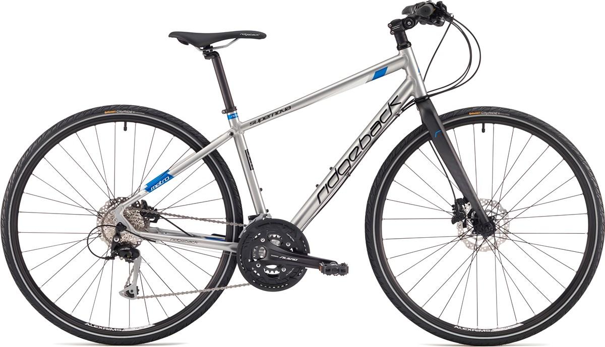 Ridgeback Supernova 2017 - Hybrid Sports Bike | City-cykler
