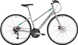 Ridgeback Velocity Open Frame Womens  2018 - Hybrid Sports Bike