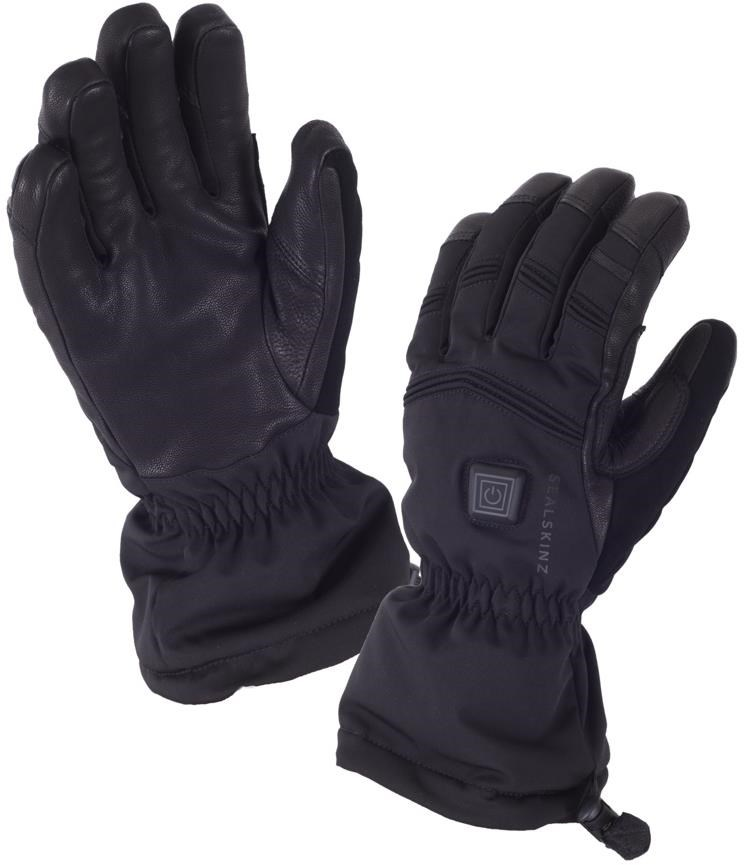 Sealskinz Extreme Cold Weather Heated Long Finger Cycling Gloves | Gloves