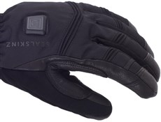 Sealskinz Extreme Cold Weather Heated Long Finger Cycling Gloves