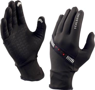 Sealskinz HALO Running Long Finger Gloves
