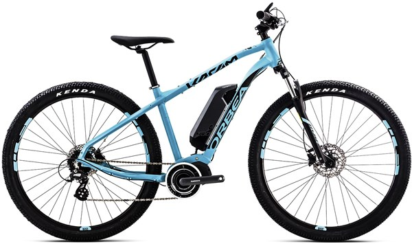 Orbea Keram 30 LR 29er 2017 - Electric Mountain Bike