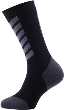 Sealskinz MTB Cycling Mid Knee Socks