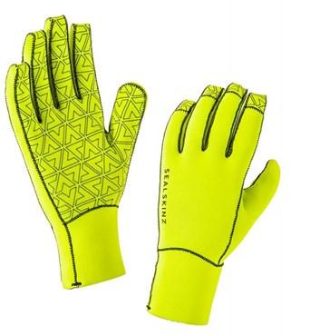 Sealskinz Neoprene Long Finger Cycling Gloves AW17