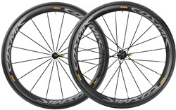 Product image for Mavic Cosmic Pro Carbon SL Tubular Road Wheels 2018
