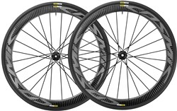 Mavic Cosmic Pro Carbon Disc CL Road Wheels 2018
