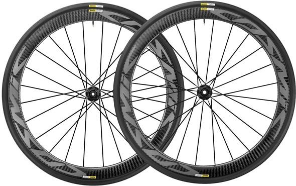 Mavic Cosmic Pro Carbon Disc CL Road Wheels 2018