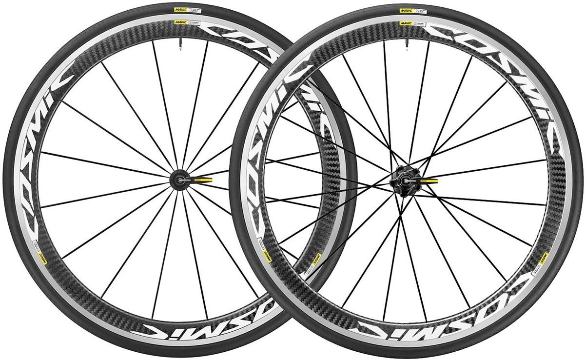 Mavic Cosmic Pro Carbon wheels