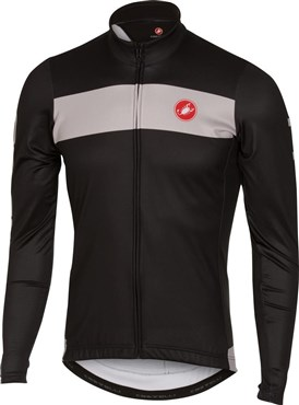 Castelli Raddoppia FZ Long Sleeve Cycling Jersey AW16