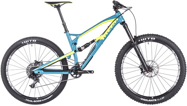 Nukeproof Mega 275 Comp Mountain Bike 2017 - Enduro Full Suspension MTB