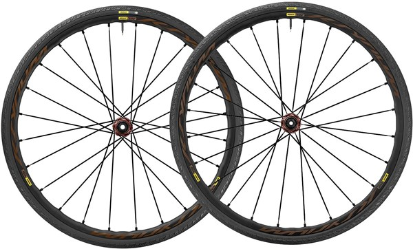 Mavic Ksyrium Elite Disc Allroad Road Wheels 2017