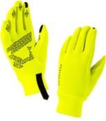 Sealskinz Stretch Fleece Nano Long Finger Gloves